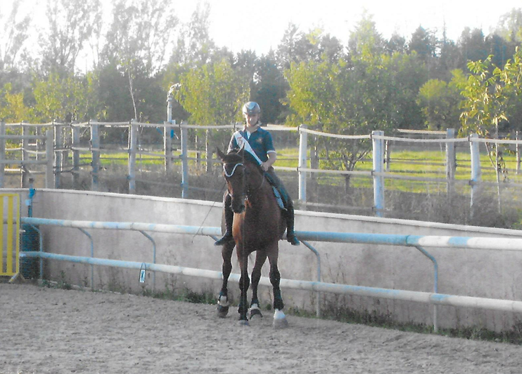 Equitation supérieure
